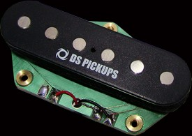 Microfono Ds Pickups Tele Series Bridge V