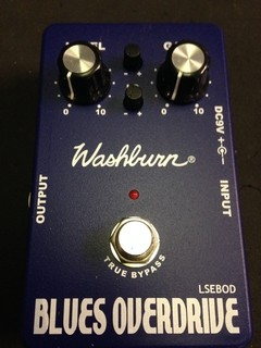 Pedal Washburn Blues Overdrive