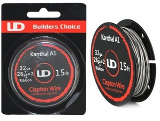 W/W - Youde Kanthal A1 - 22G 15ft - comprar online