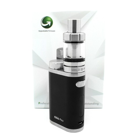 ELeaf Istick Pico 75W w/ Melo Mini 3 Full Kit (Agrega un Bateria Efest x $200)