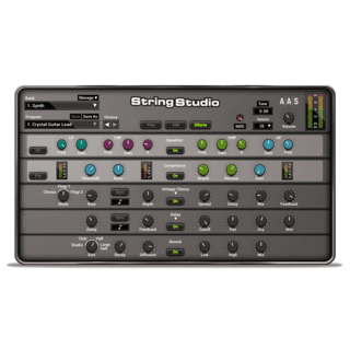 String Studio VS-2 - Daccord Music Software