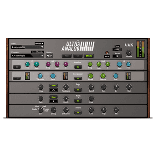Ultra Analog VA - 2 - Daccord Music Software