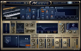 Addictive Keys Electric Grand - comprar online