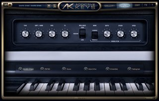 Addictive Keys Electric Grand na internet