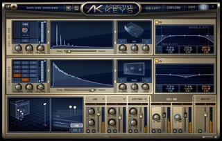 Addictive Keys Electric Grand - Daccord Music Software