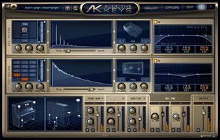 Addictive Keys Modern Upright - Daccord Music Software