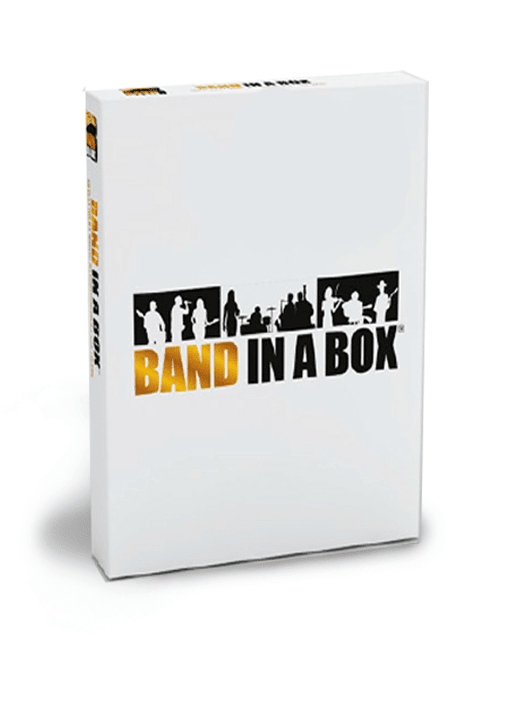 Band in a Box 2018 para MAC