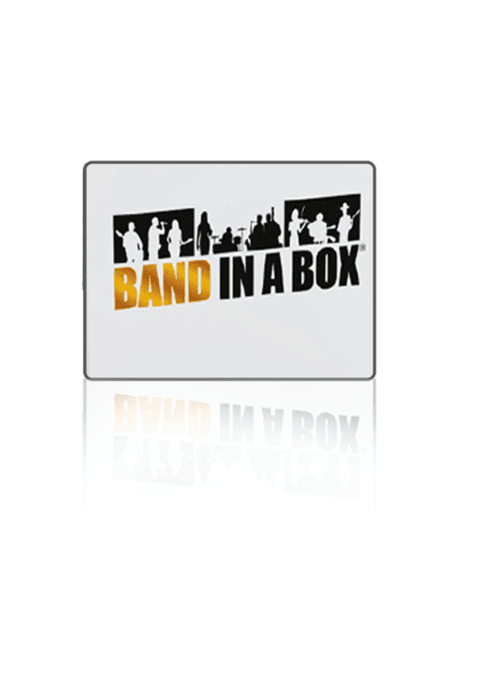 Band in a Box Upgrade 2019 para Mac