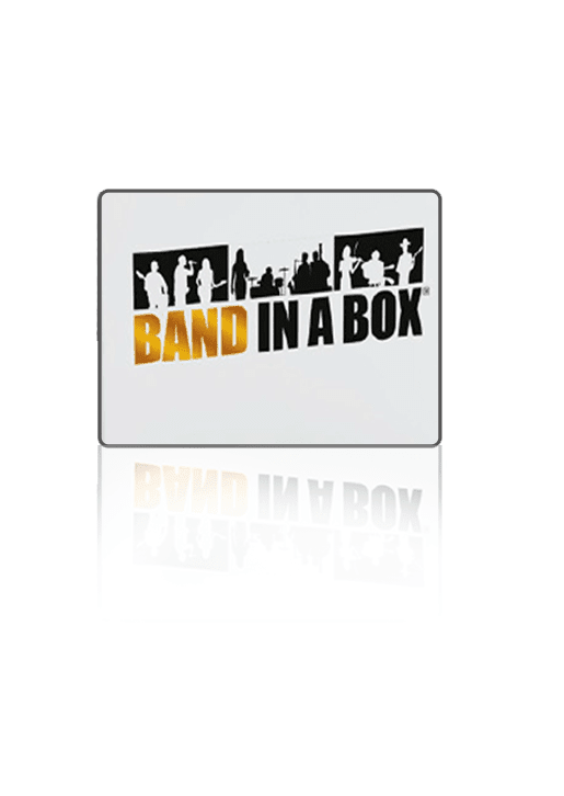 Band in a Box 2019 para Mac - Upgrade de versões mais antigas