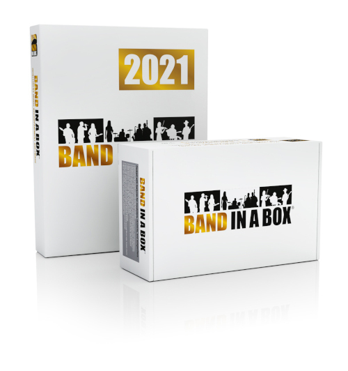 Band in a Box Pro 2021 para Windows