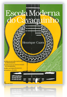 Ebook: Escola Moderna do Cavaquinho