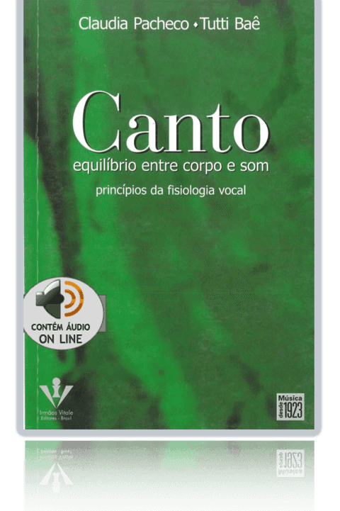 Ebook: Canto - princípios fisiologia vocal