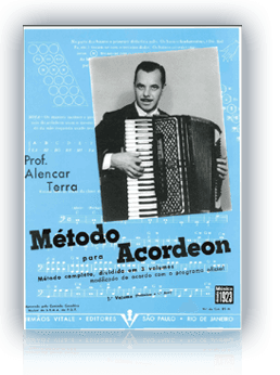 Ebook: Método para Acordeon