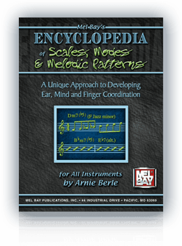 Ebook: Encyclopedia of Scales, Modes and Melodic Patterns