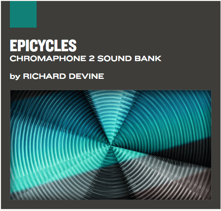 Banco de sons Epicycles - comprar online