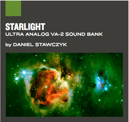 Banco de sons Starlight