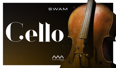 SWAM Cello — Instrumento Virtual de Violoncelo
