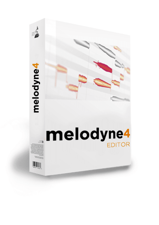 Melodyne 4 - Upgrade Assistant para Editor