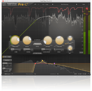 FabFilter Pro-C 2 - Daccord Music Software
