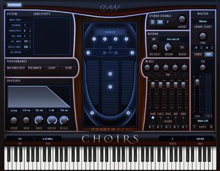 Hollywood Choirs Diamond - comprar online