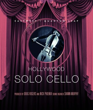 Hollywood Solo Cello Gold