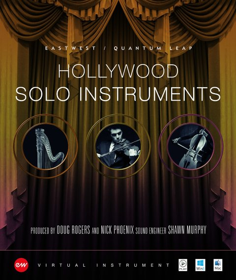 Hollywood Solo Instruments Series Diamond