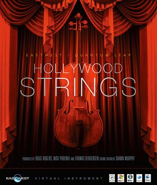 Hollywood Strings Silver