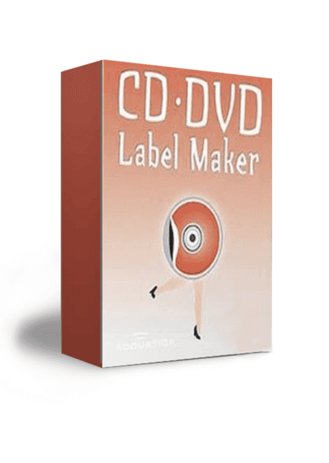 CD/DVD Label Maker