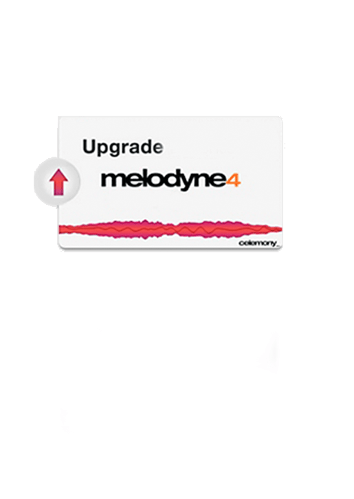 Melodyne Upgrade