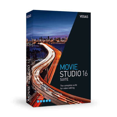 Magix Movie Studio 16 Suite