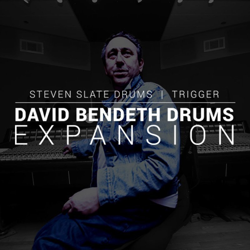 Expansão David Bendeth para Steven Slate Drums 5 - SSD5