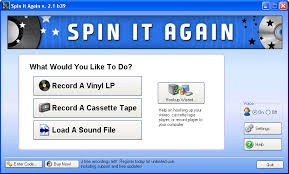 Spin it Again 2.1 - Daccord Music Software