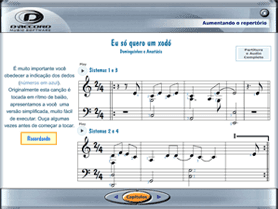 Curso de Teclado - Daccord Music Software