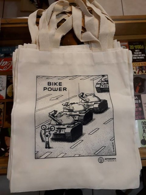 ECOBAG ANDY SINGER - BIKE POWER