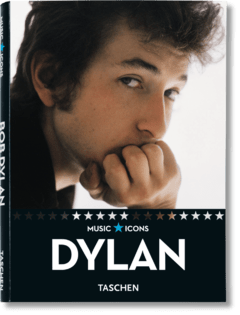 BOB DYLAN - MUSIC ICONS