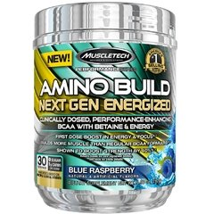 Amino Build Next Gen Energized (30 Serv) - Muscletech