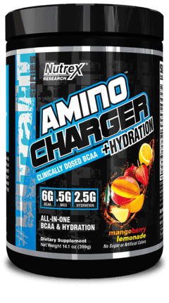 Amino Charger + Hydration Ultra Fit Series (30 Serv) - Nutrex