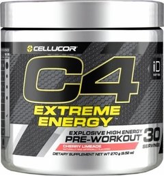 C4 Extreme Energy (30 Serv) - Cellucor