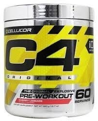 C4 Original (60 Serv) - Cellucor