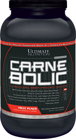 Carnebolic (1.85 Lbs) - Ultimate Nutrition