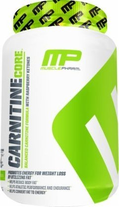 Carnitine Core (60 Caps) - Musclepharm