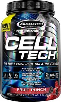 Cell Tech (3 Lbs) - Muscletech