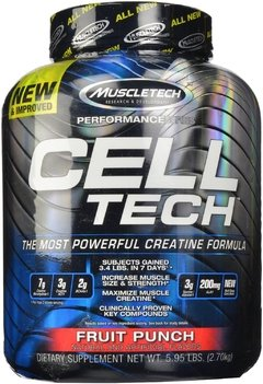 Cell Tech (6 Lbs) - Muscletech