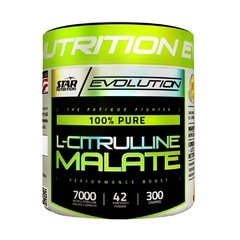 Citruline Malate 100% (300 Gr) - Star Nutrition