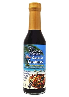 Coconut Aminos (237 Ml) - Coconut Secret