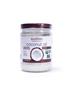 Coconut Oil Virgin (414 Ml) - Nutiva