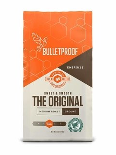 Coffee The Original Medium Roast Ground (340 Gr) - Bulletproof