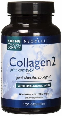 Collagen 2 Joint Complex (120 Caps) - Neo Cell