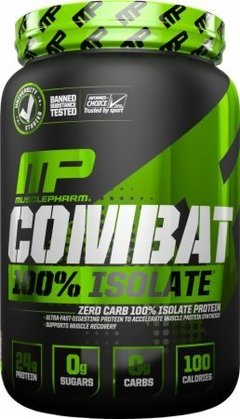 Combat 100% Isolate (2Lbs) - Musclepharm