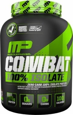 Combat 100% Isolate (5Lbs) - Musclepharm